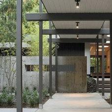 Modern Exterior Bohlin Cywinski Jackson