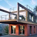 Lounge Modern Pool Salt Lake City By Ag Trac