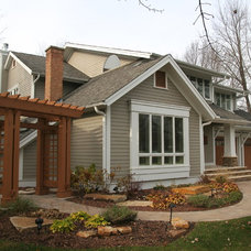 Traditional Exterior by Cory Smith Architecture