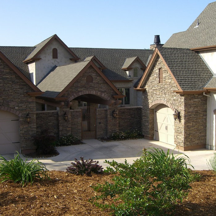 English Country Style Design I Knolls Drive