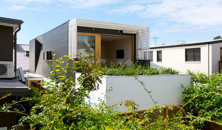 Houzz Tour: Seeing the Light in a Sydney Terrace House