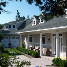 Traditional Exterior by Midcoast Home Designs