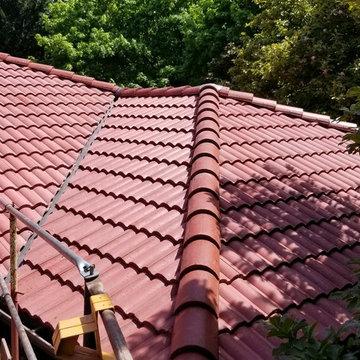 Boral Concrete Tile Roof