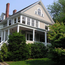 Traditional Exterior by Landmark Services Inc