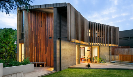 26 External Walls & Facades With a Difference