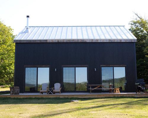 Corrugated Steel Siding Houzz