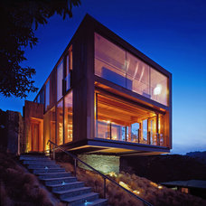 Contemporary Exterior by æ architecture
