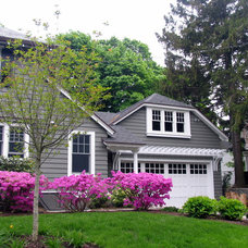 Traditional Exterior by Michael McCloskey Design Group