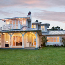 Traditional Exterior by Pacific Architects, Inc.