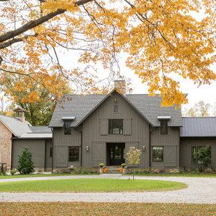 Idéer för lantliga hus