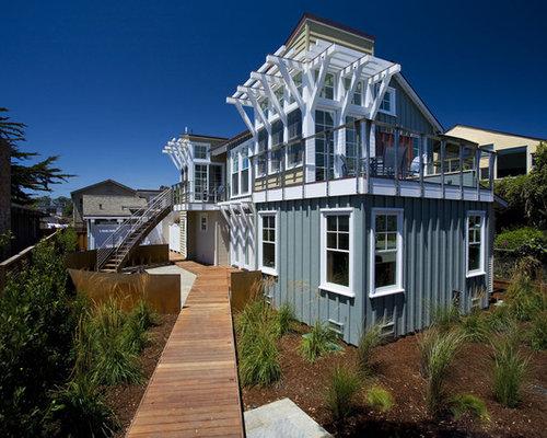 Beach House Exterior Houzz
