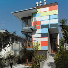 Contemporary Exterior by R&D architects