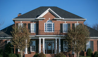 Brentwood, TN Home Exterior - Windows, Trim, and Columns