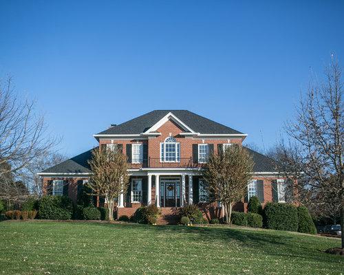 Brick Exterior Home Ideas & Design Photos | Houzz