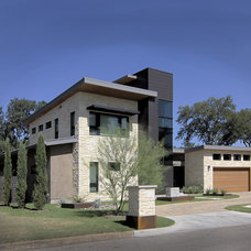 Modern Exterior by Fatter & Evans Architects, Inc.