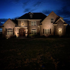 Outdoor Lighting Perspectives Of Greenville Sc