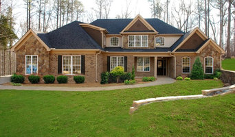 Brick and stone exterior - The Dugan