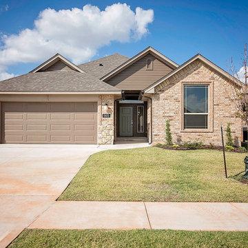 Brick Home in Oklahoma
