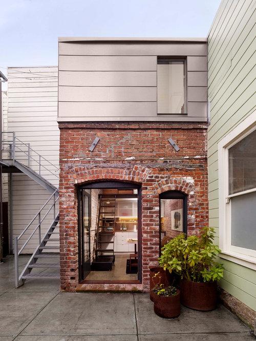 Contemporary home facade design - Home design