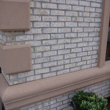Traditional Exterior by Brick-It