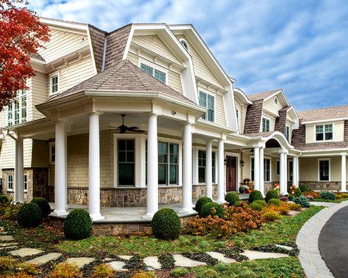 Traditional Exterior Home Ideas & Design Photos | Houzz