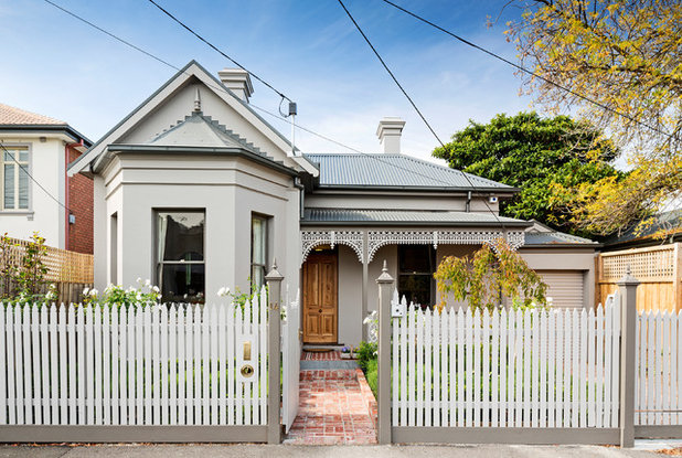 Victorian Exterior by Period Extensions & Designs