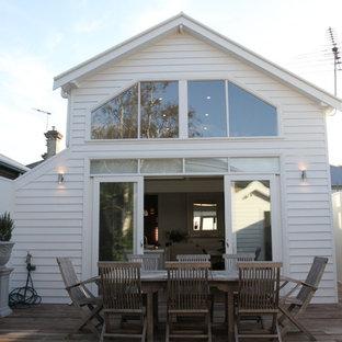 Brighton House: Rear Facade