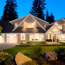 Traditional Exterior by Karnak Pro Builders
