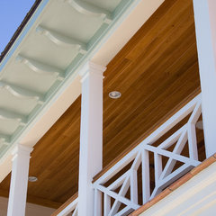 traditional exterior by Village Architects AIA, Inc.