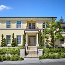 Traditional Exterior by Stuart Silk Architects | Limited PS