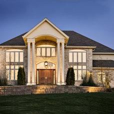 Traditional Exterior by Wallner Builders
