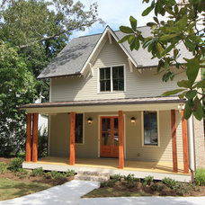 Craftsman Exterior by Kevin Aycock Homes
