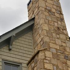 Exterior by Blake Shaw Homes, Inc
