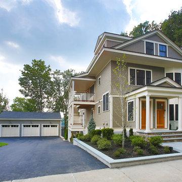 Brookline Duplex Home Remodel