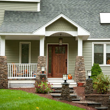 Traditional Exterior by Blackdog Design Build Remodel