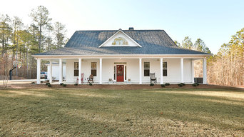 Brooks, GA Farm House