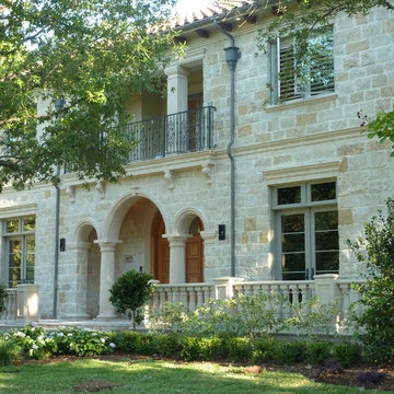 Brookshire Residence Front Elevation