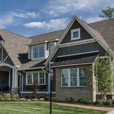 Traditional Exterior by Everything Home