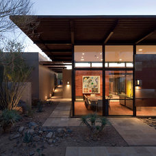Modern Exterior by Lake Flato Architects
