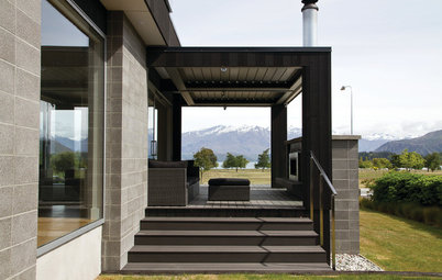 Houzz Tour: A Wanaka Holiday House for Two Families