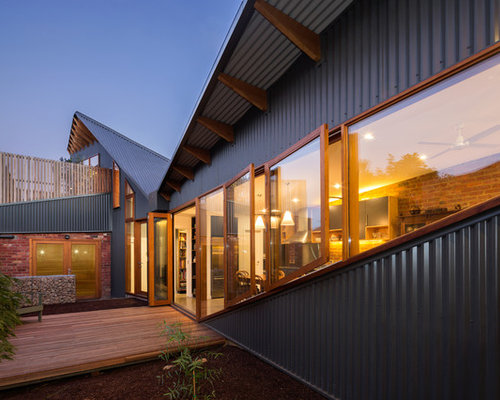 Colorbond Cladding Design Ideas Amp Remodel Pictures Houzz