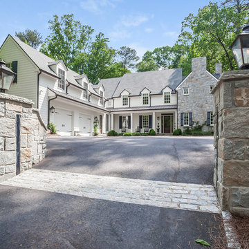 Buckhead- Custom Home on East Wood Valley Rd