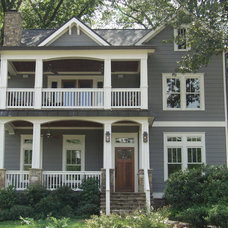Traditional Exterior by Red Level Renovations, LLC