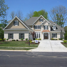 Traditional Exterior by Buckland Construction, Inc.