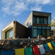 Modern Exterior by Imbue Design