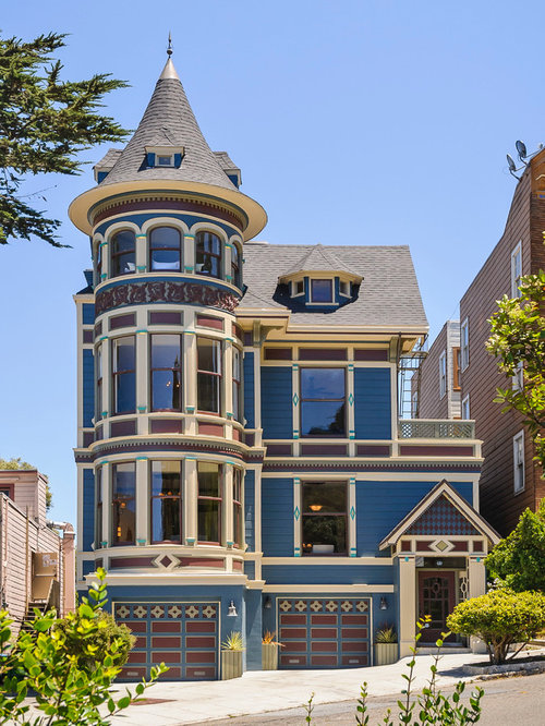 Best Victorian Exterior Design Ideas Remodel Pictures Houzz