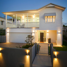 Transitional Exterior by Interior Solutions Brisbane