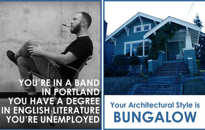 Find Your Architectural Style
