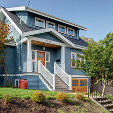 Craftsman Exterior by Board and Vellum