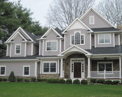 Cedar shake vinyl siding home design ideas pictures for Cedar shake home plans